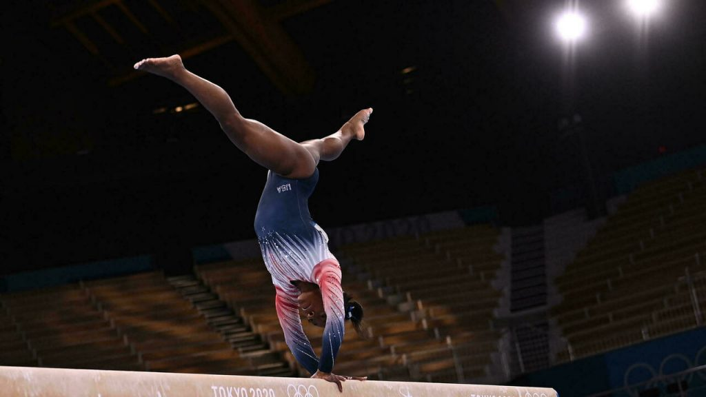 Tokyo Olympics-Gymnastics: Biles concludes her incomplete participation with bronze balance beam