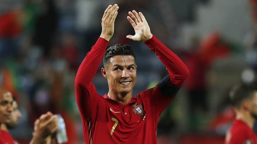Ronaldo's first comment after breaking the world record and missing a penalty (video)