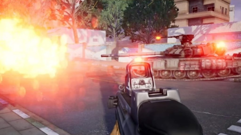 Battlefield Mobile comes to Google Play and promises massive battles full of destruction