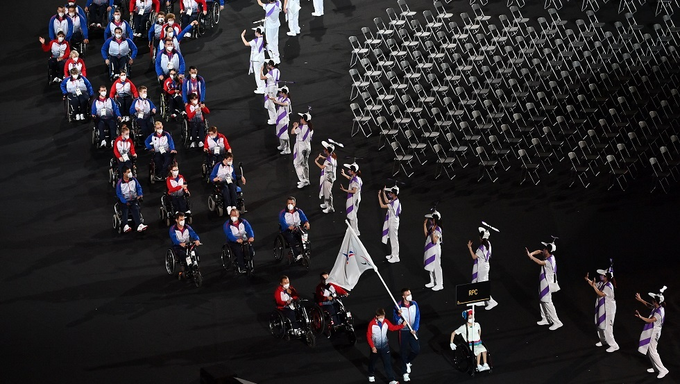 The results of the medals of the tenth day of the Paralympic Games
