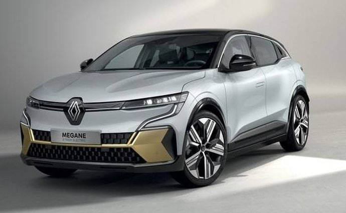 The first images of the Renault Mégane E-Tech Electric have leaked to the public.  How do you like it?