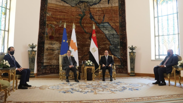 Egypt adheres to the laws of the eastern Mediterranean, and Cyprus criticizes Turkey's actions