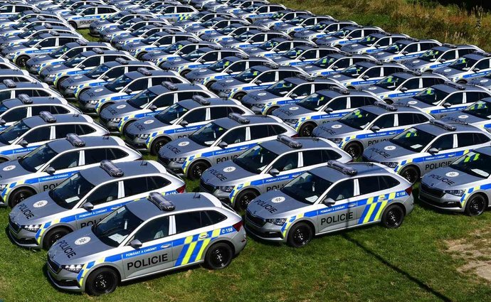 Police seized the first 200 modified Skoda Scala cars