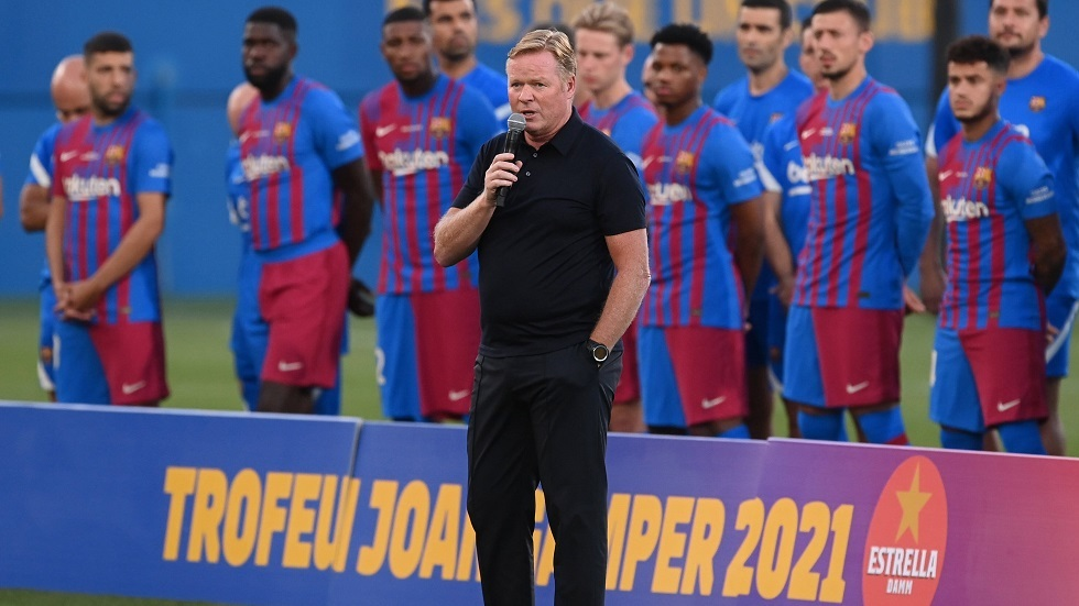 AS newspaper: Barcelona settles on Koeman's replacement, threatened by the specter of dismissal