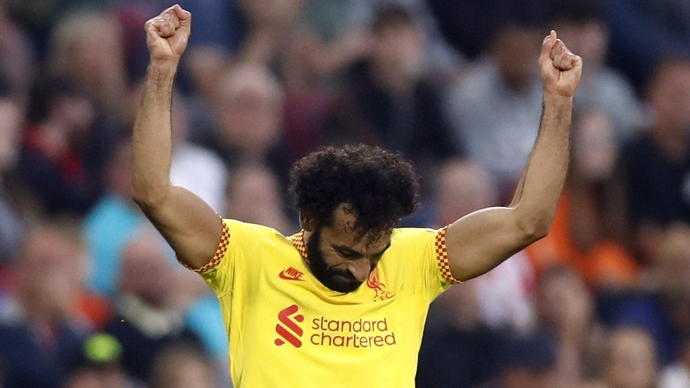 Mohamed Salah scores a historic goal in the English Premier League (video)