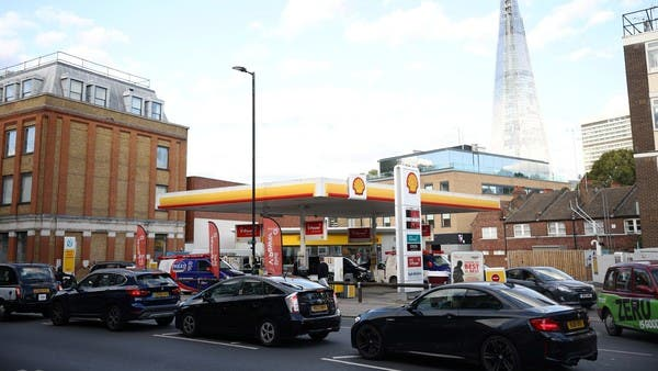 Britain..the fuel crisis is worsening and the government is using the army