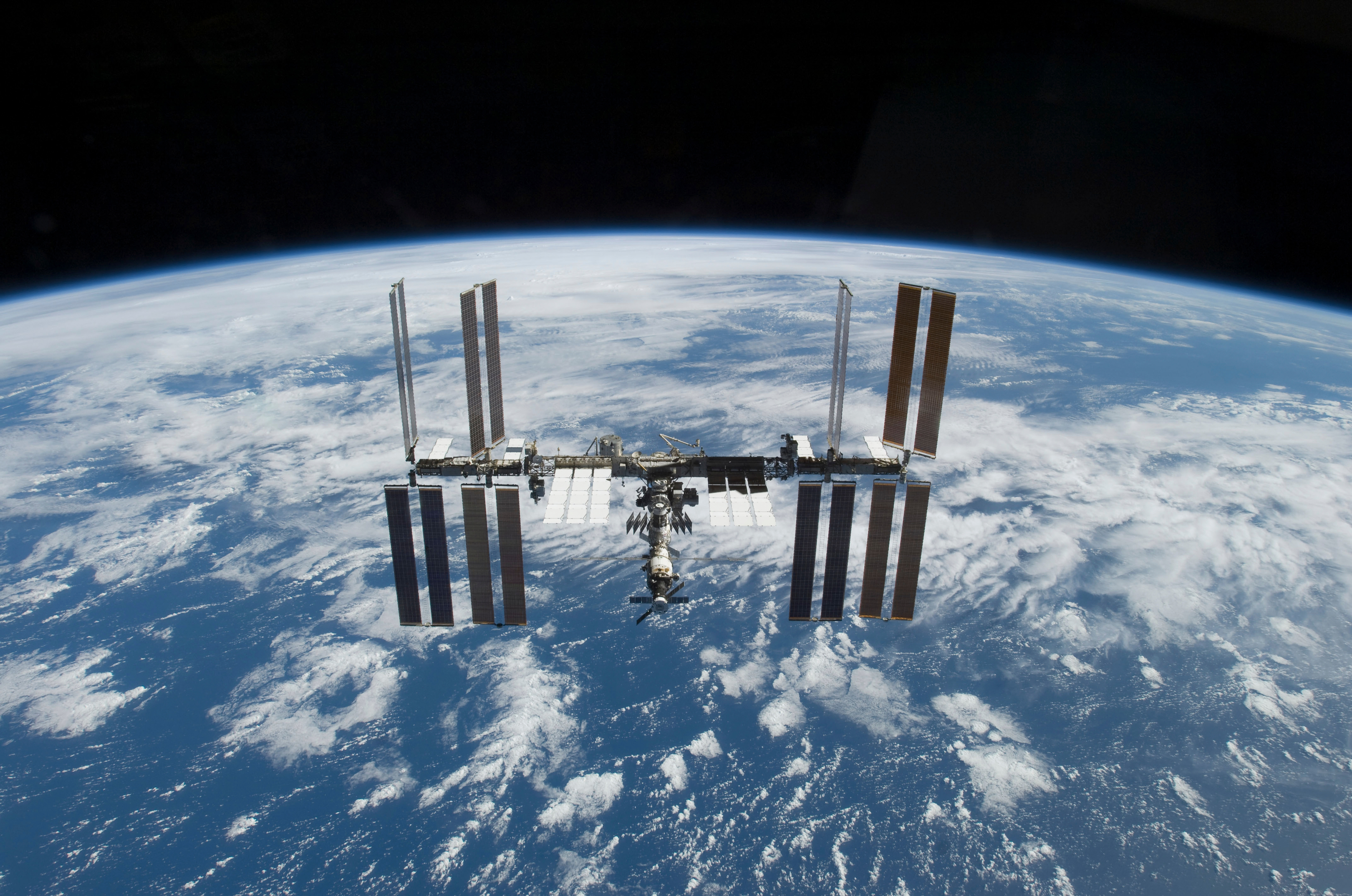 Both projects will be filmed on the International Space Station