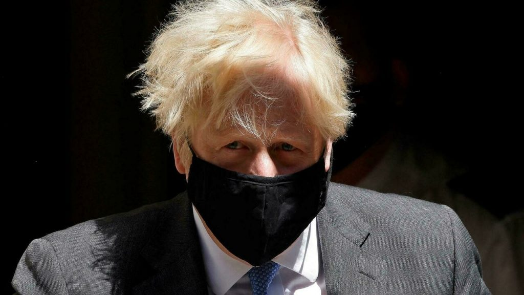Boris Johnson responded to criticism by promising to support Afghan refugees