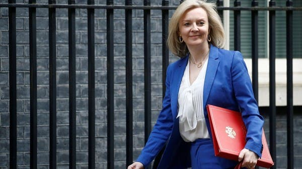 British government reshuffle: Liz Truss appointed as UK foreign secretary