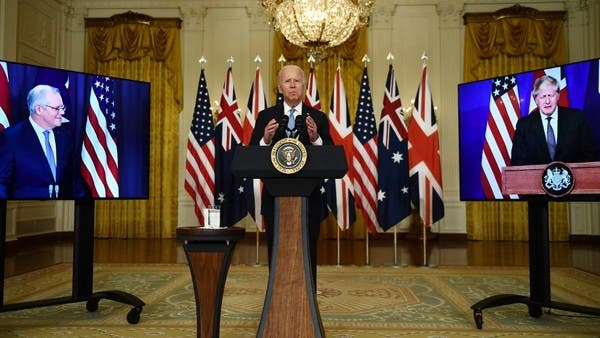 Embarrassing video of Biden .. Forgot the name of the Prime Minister of Australia