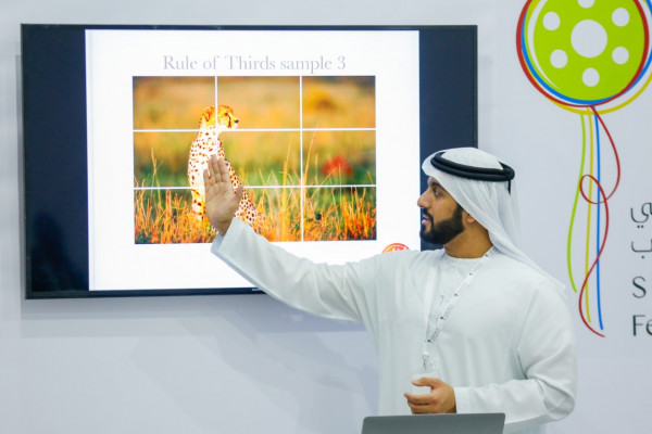 """Emirates News Agency - """"Fan"""" organizes training workshops with the participation of the most prominent filmmakers"""