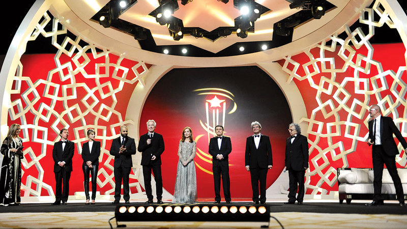 For the second year in a row .. Postponement of the Film Festival in Marrakech