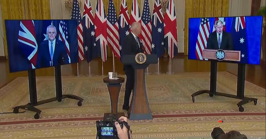 """France called its ambassadors to the United States and Australia for advice on the """"submarine deal"""" after it was considered a """"stab in the back"""".  America News"""