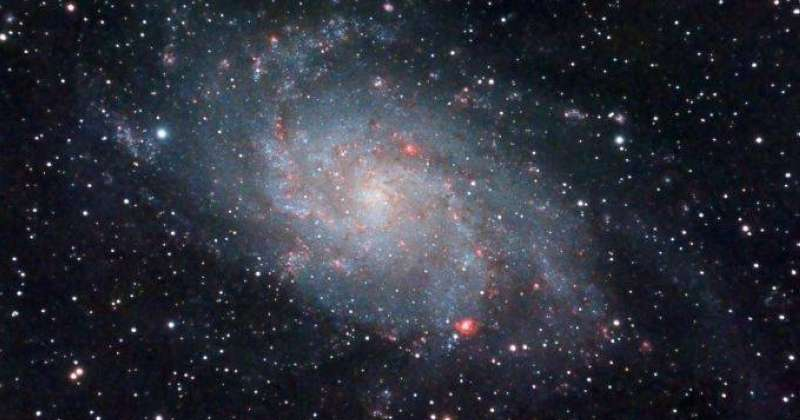 Giant cavity discovered in the Milky Way
