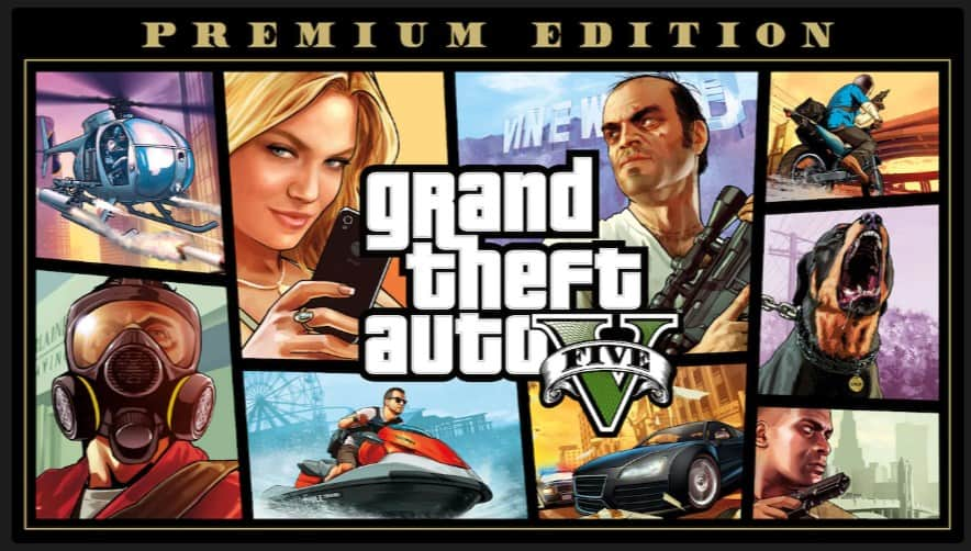How to download Grand Theft Auto 5 game