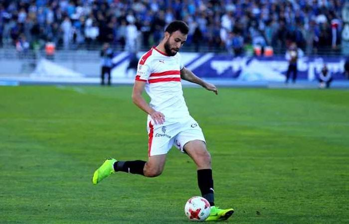 In the video.. Zamalek contracts with Shabana, the negotiations of Al-Saeed and Al-Naqaz, and the problem of Mustafa