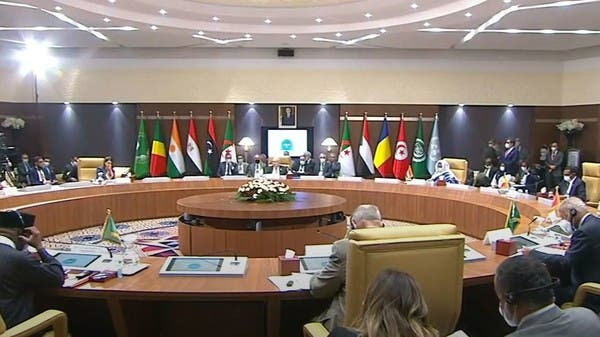 Libya's neighbors...agreement to coordinate with 5+5 for the exit of mercenaries