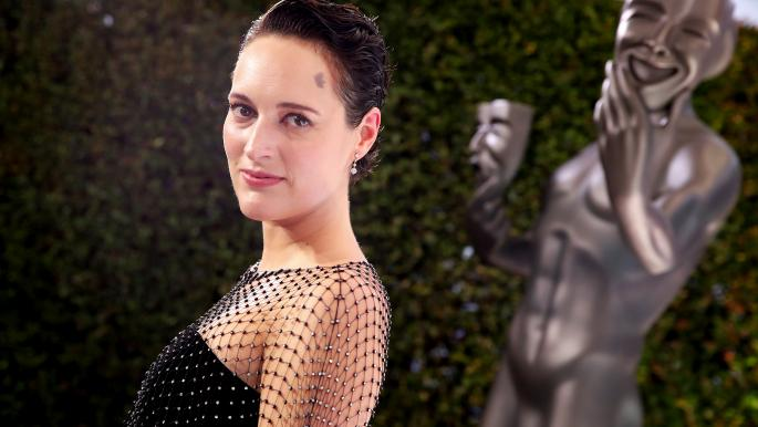 Phoebe Waller-Bridge drops out of 'Mr. and Mrs. Smith'