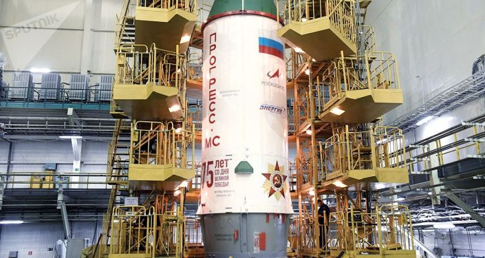 Russian Space Agency: Successful launch of all British OneWeb satellites