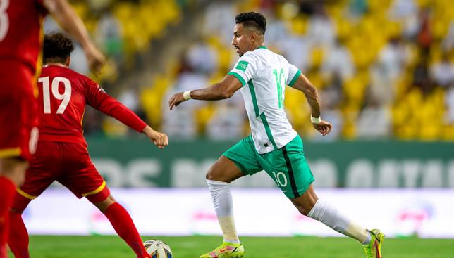Saudi Arabia beats Vietnam with an exciting three in the World Cup qualifiers