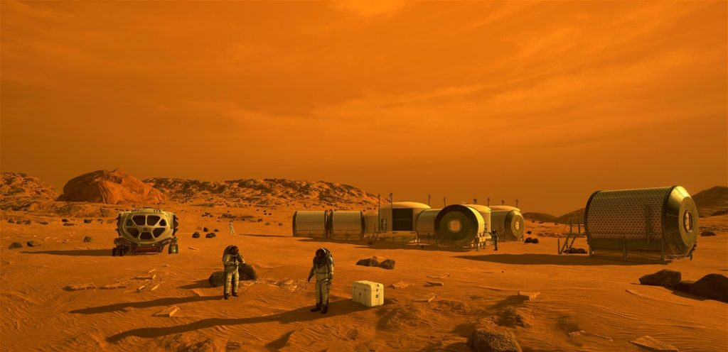 Scientists believe that Mars is not fit for life, so what is the reason?