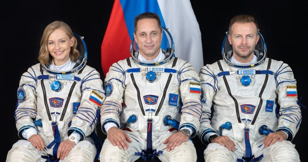 """The first in history .. Russia announces the shooting of a full movie in space, entitled """"The Challenge""""    art"""