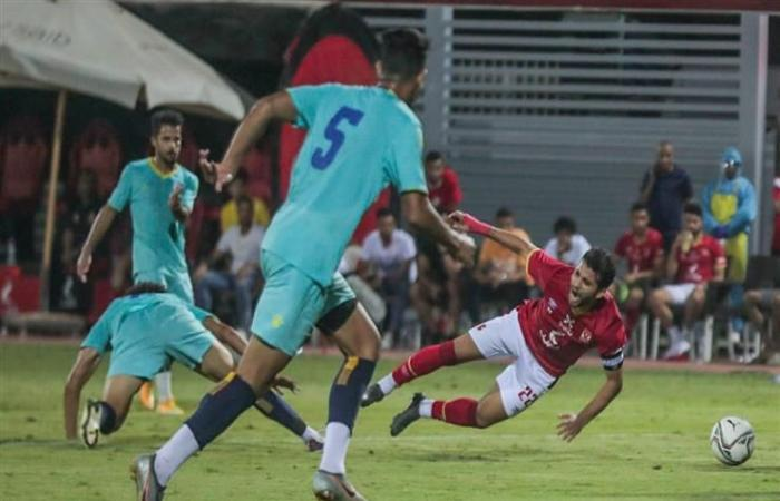 The leadership badge in his third match... What did Mohamed Mahmoud offer after 700 days of absence?  (Video)