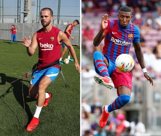 Two Barcelona players open fire on the club after leaving