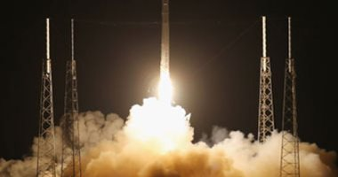 """Video .. """"SpaceX"""" launches the first space flight with a fully civilian crew on board"""