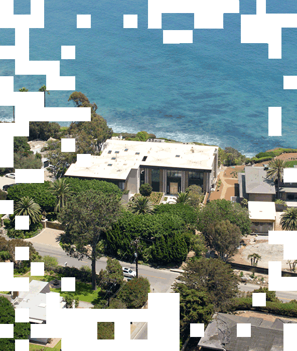 Another house in Malibu