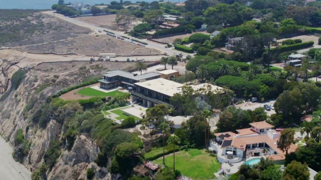 Real estate purchased by the King of Jordan in Malibu