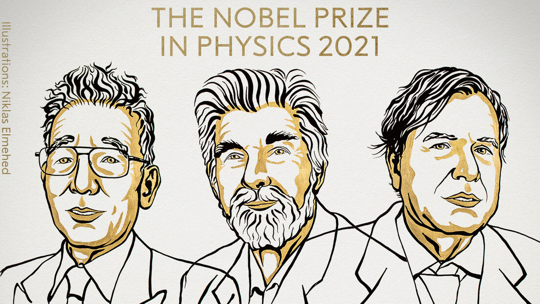 3 scientists win the 2021 Nobel Prize in Physics