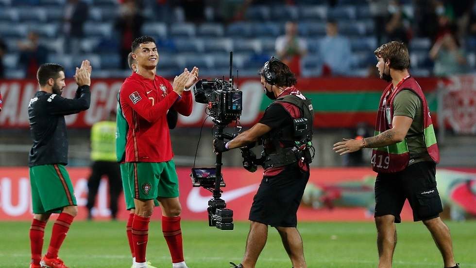 Ronaldo's first comment after his brilliance in the Luxembourg match and achieving a new record