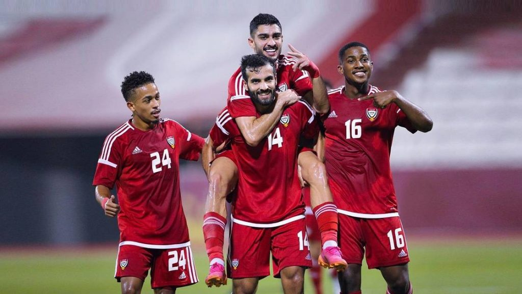 """23 players in the Olympic team list for """"West Asia"""""""