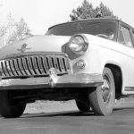 65 years ago, they produced the first Volga Empress of Russia