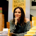 Angelina Jolie reveals the content of her new book