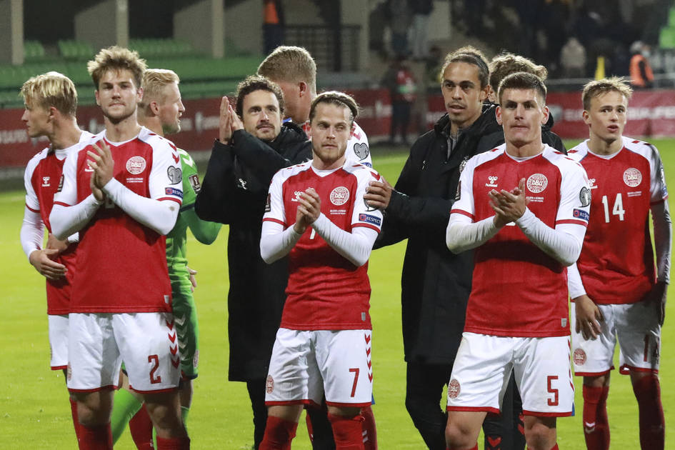 Denmark is on a date with direct qualification and England to strengthen its lead in the World Cup qualifiers