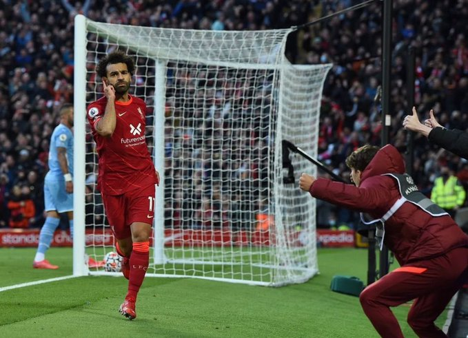Fantastic goal rate makes Mohamed Salah the best player in Liverpool history