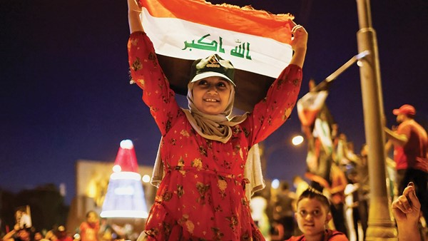 Iraq: The winning parties are consulting to form alliances