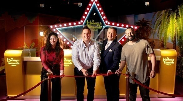 Madame Tussauds, the world's first entertainment destination, opens in Dubai