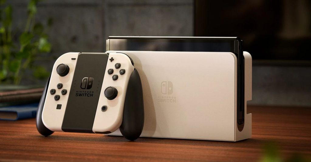 Nintendo Switch OLED prototype has improved Joy-Cons features, but drift is 'inevitable'