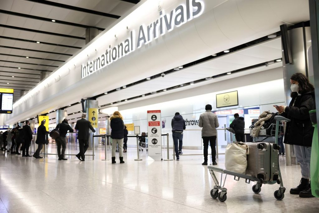 No Arab country has been denied entry to the UK since being redlisted