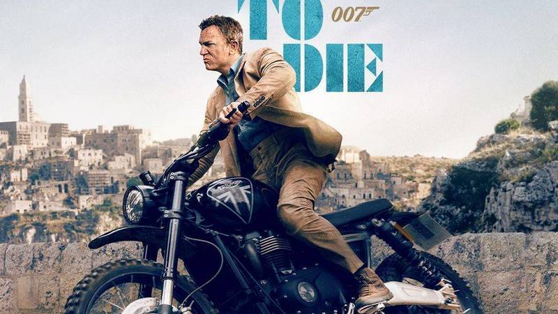 """""""No Time to Die"""" tops the box office in US cinemas"""
