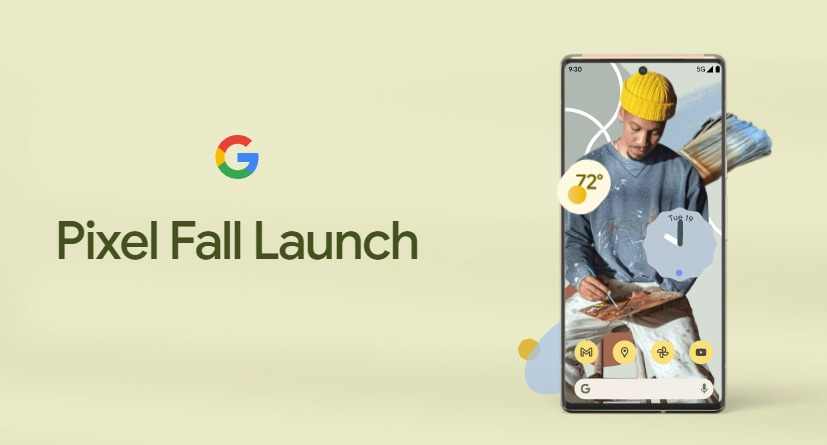 Google Pixel 6 and 6 Pro phones are coming with a 48MP main camera and will get 5 years of system updates
