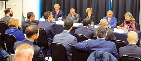 Sheikh Fawaz: Disclosure of opportunities for economic cooperation with the United Kingdom