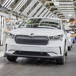 Škoda Auto won the car bid for the Czech presidency, and will loan 55 electric cars for free
