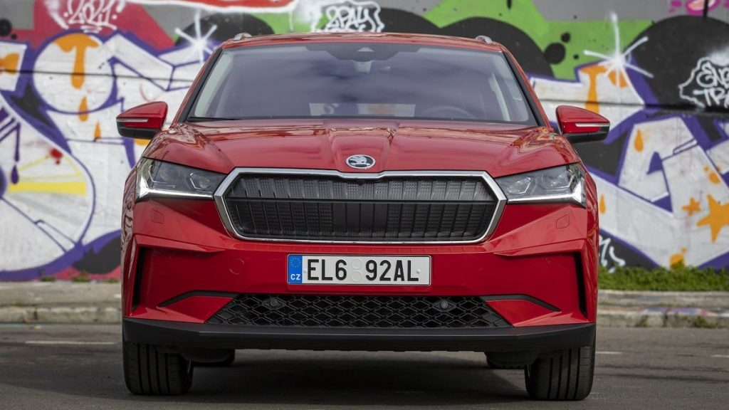 Skoda Enyak has passed the lottery test, and the result is not satisfactory