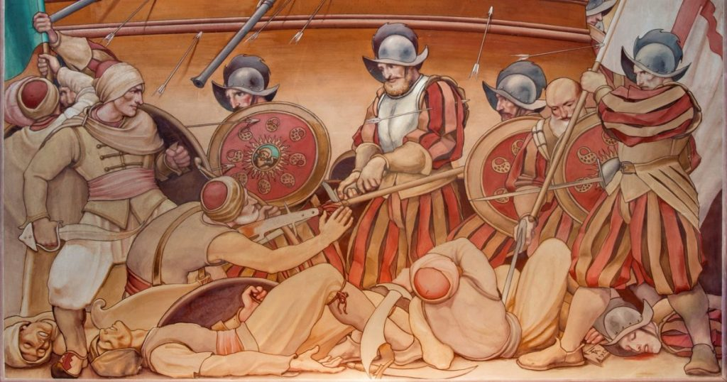 The Battle of Lepanto: a miraculous victory through the intercession of the Virgin Mary