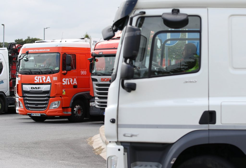 The UK is expanding its truck driver visa program as the fuel crisis continues